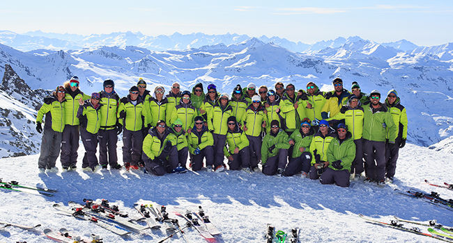 Prosneige école de ski à Val Thorens