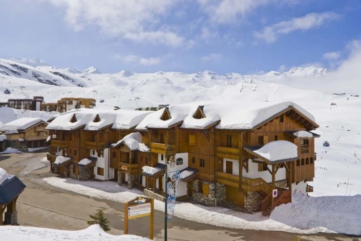 Montagnettes Lombarde à Val Thorens