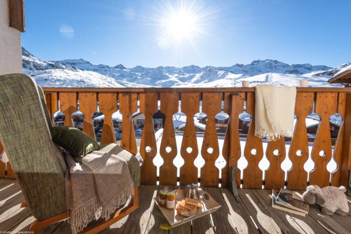 Montagnettes Soleil à Val Thorens